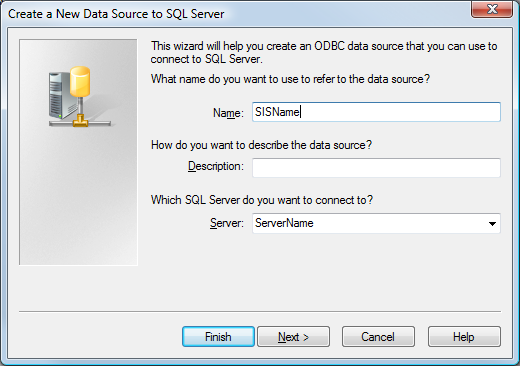 Create Data Source
